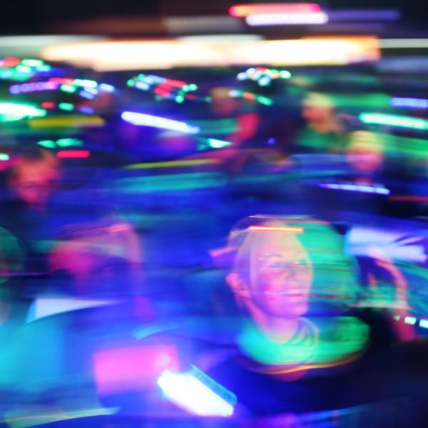 Neon Colour Run Sunderland