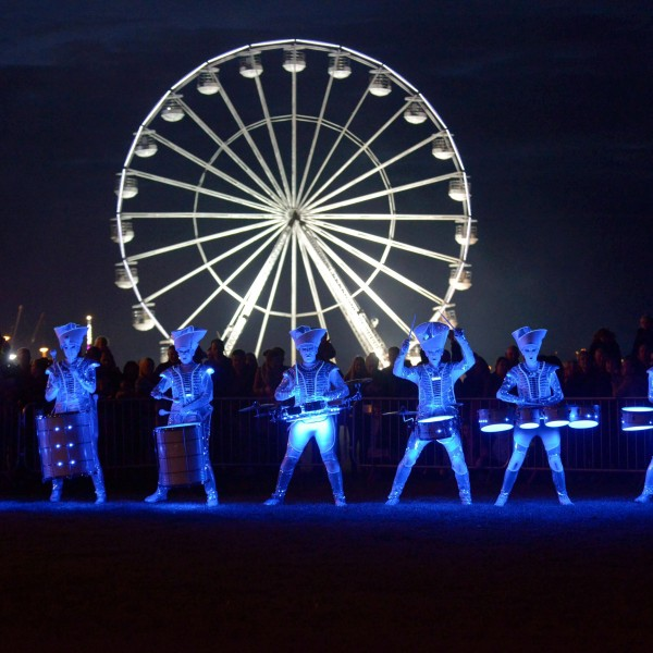 Sunderland Illuminations Launch 2015